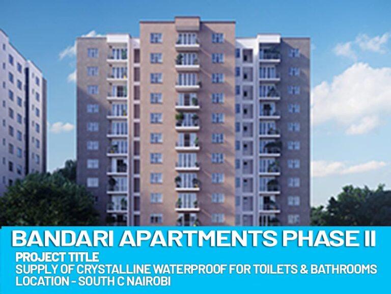 Bandari Apartments Phase II